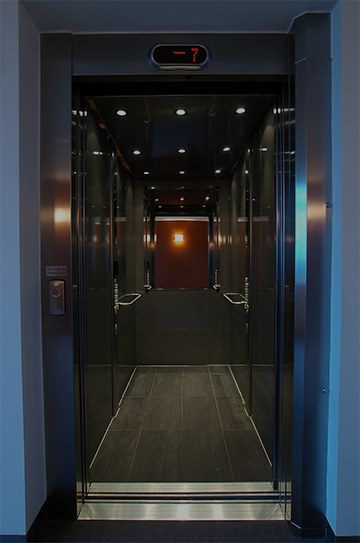 domestic stairlifts nottingham inside lift image