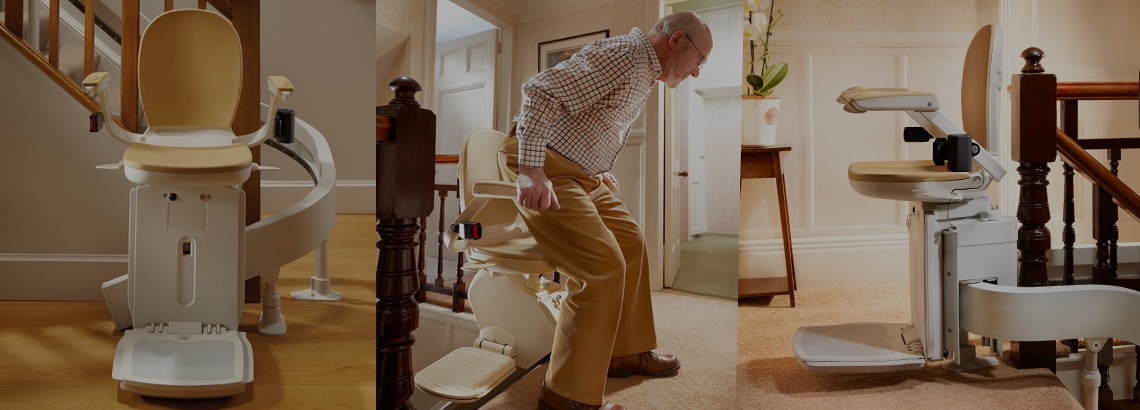 residential stairlifts big header image